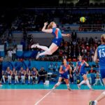 Vertical For Volleyball