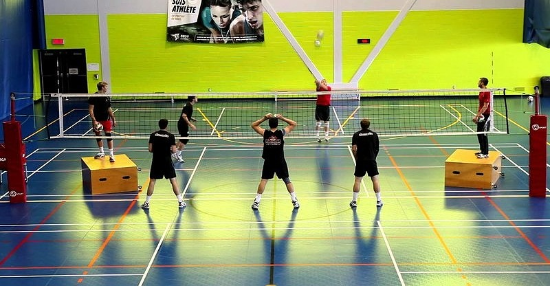 Volleyball Jump Training Workouts